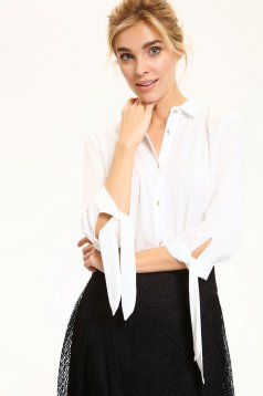 Top Secret S029765 White Shirt