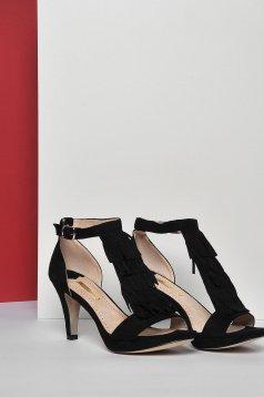 Top Secret S029796 Black Shoes