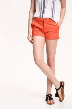 Top Secret S029830 Orange Short