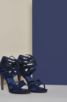Top Secret S029846 Blue Shoes