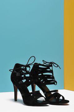 Top Secret S029846 Black Shoes