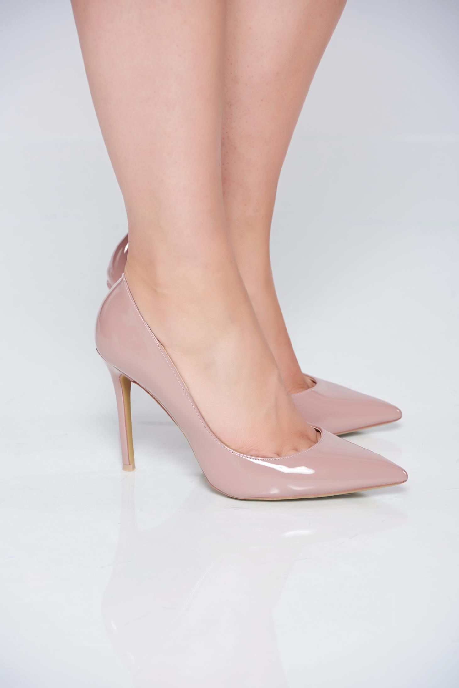 aa7204d59364 Buy Online Heels   Stilettos – Stylish Cream Studded High Heel Women  Stilettos