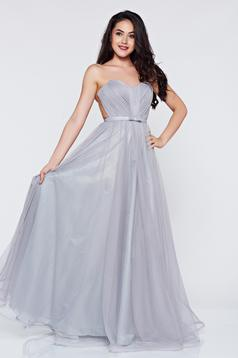 Ana Radu Legendary Look Grey Dress