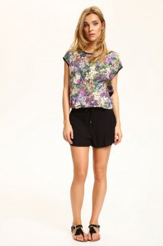 Top Secret S030329 Black Short