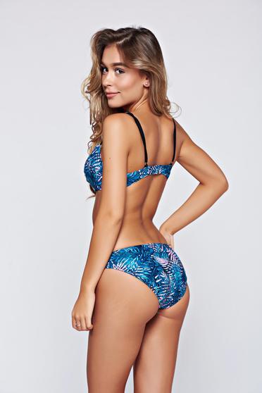 Top Secret white *cat_name* normal bikinis print details