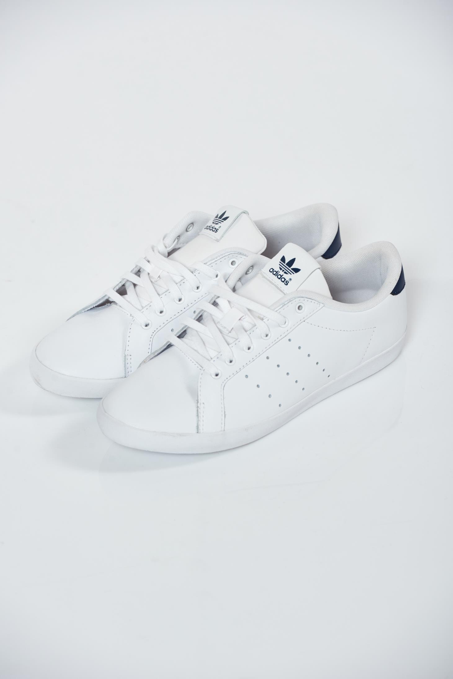 ac676c2078bb Fehér Adidas originals hétköznapi sport cipő