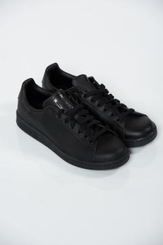 Adidas originals casual light sole black sneakers