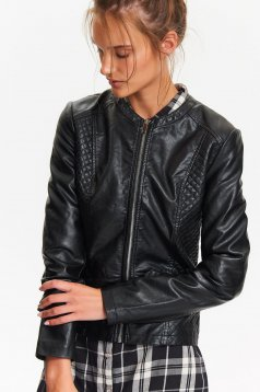 Top Secret S031206 Black Jacket