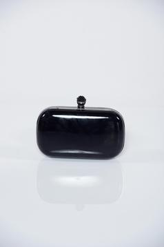 Black bag occasional metalic accessory
