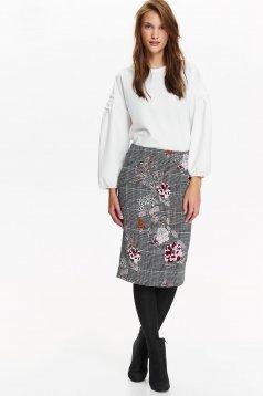 Top Secret S031982 Black Skirt
