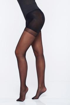 Modeller 20 den nude women`s tights with runstop