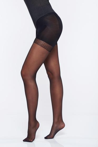 Modeller 20 den black women`s tights runstop