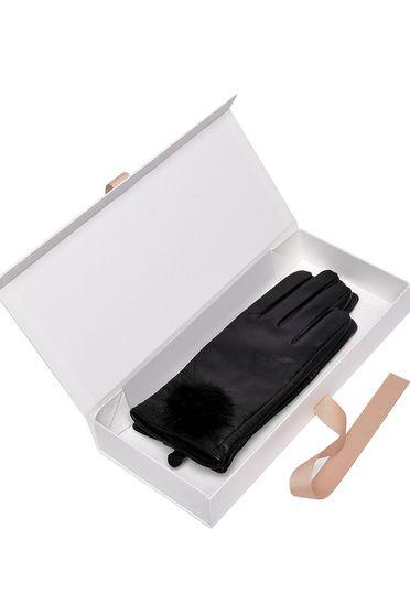 Top Secret S033260 Black Gloves