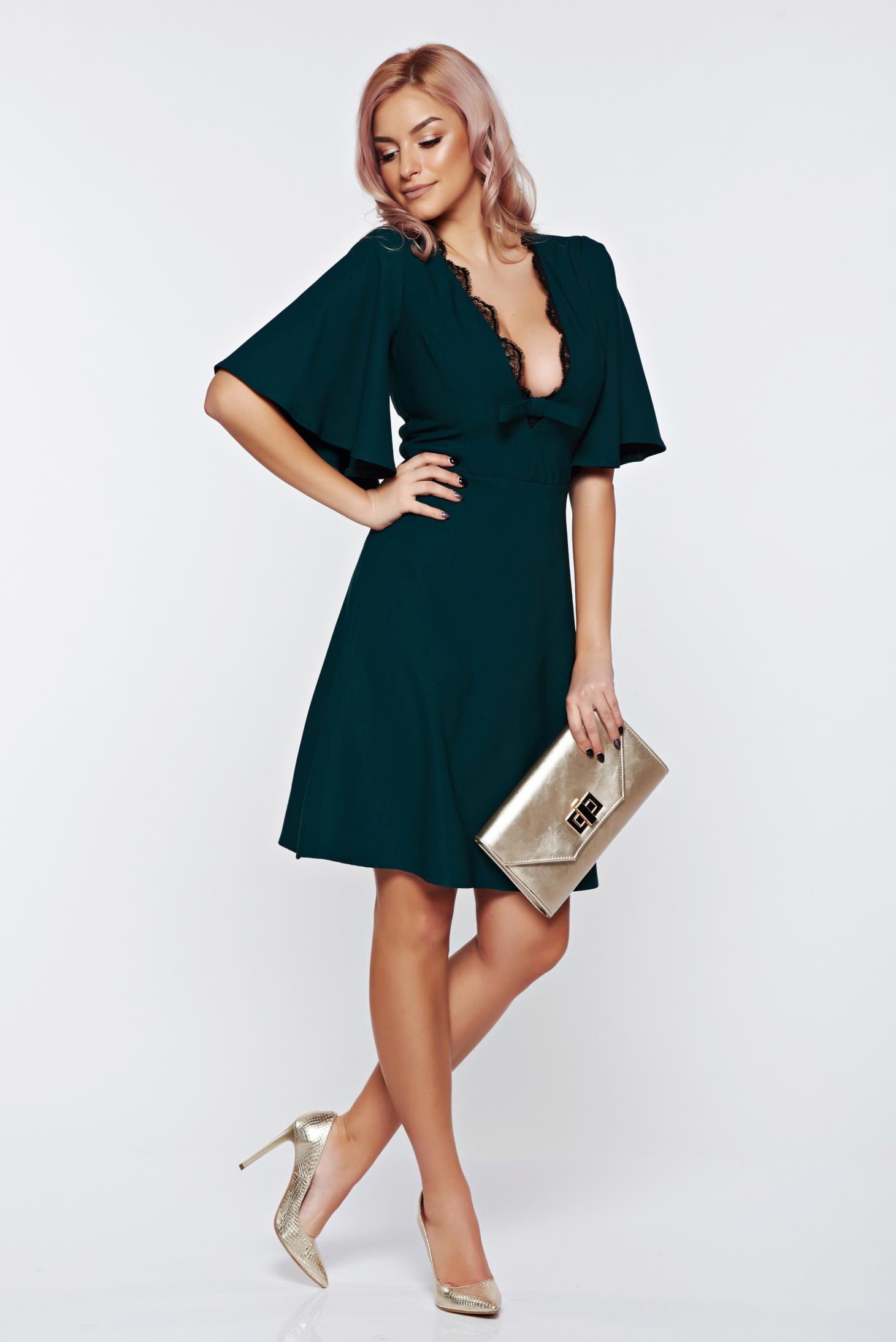 Cleavage Dress