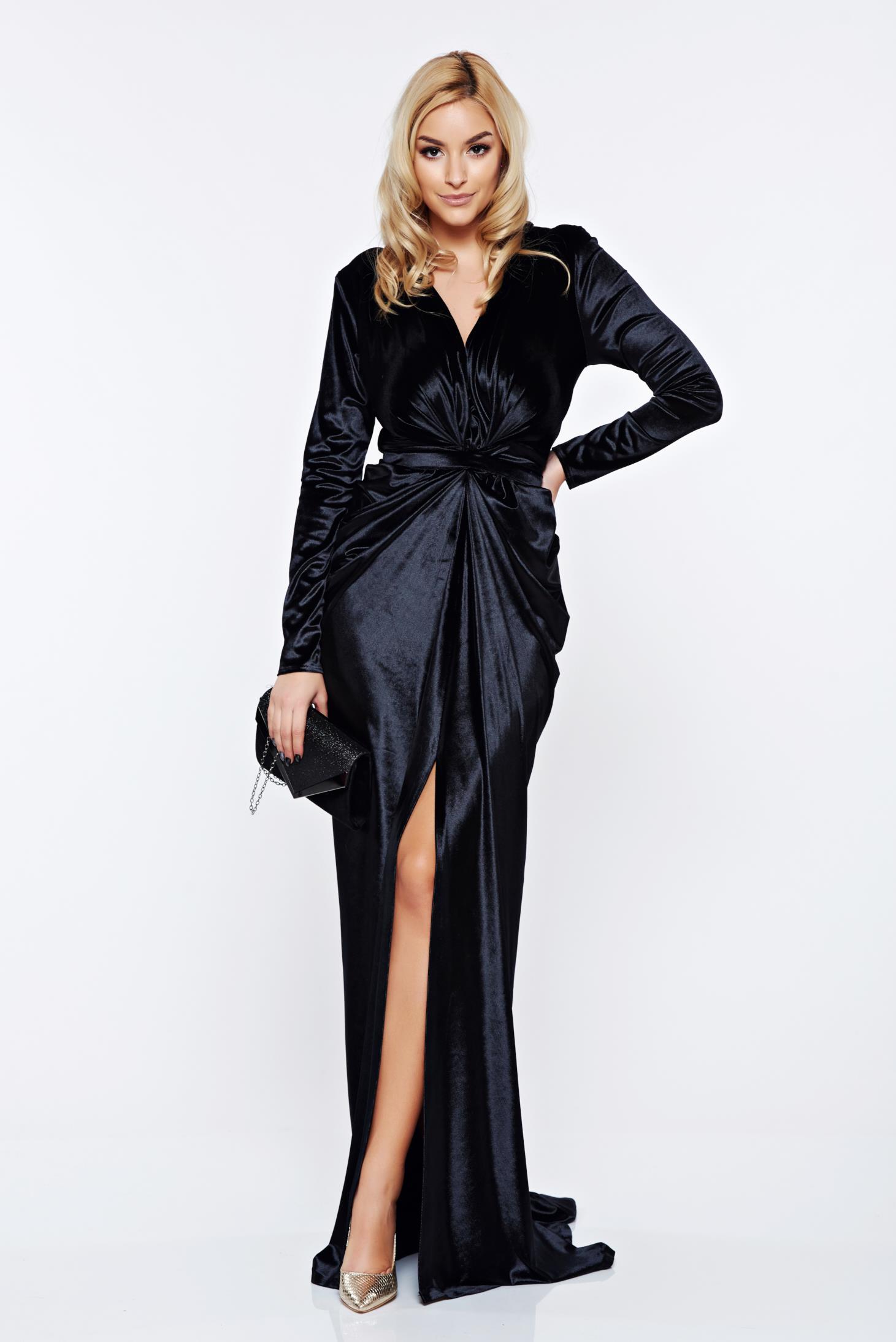 c2efe5d11f99 ana-radu-black-dress-velvet-mermaid-with-deep-clea-S033347-2-325839.jpg