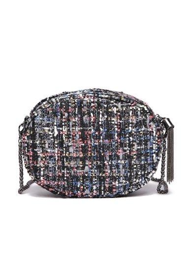 Top Secret black bag casual long chain handle