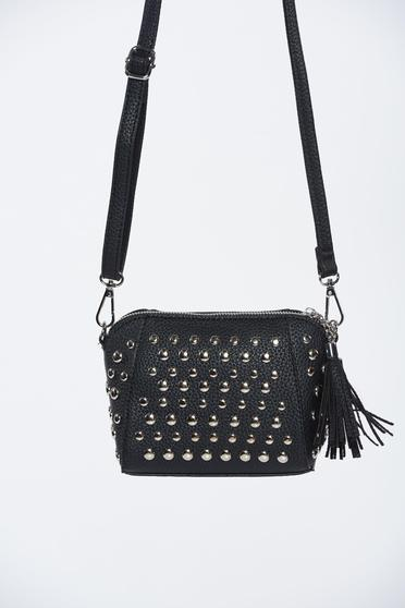 Top Secret black bag casual from ecological leather aims