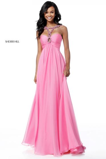 Sherri Hill 51639 Pink Dress
