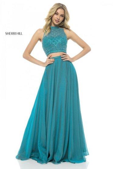 Sherri Hill 51724 Black Dress