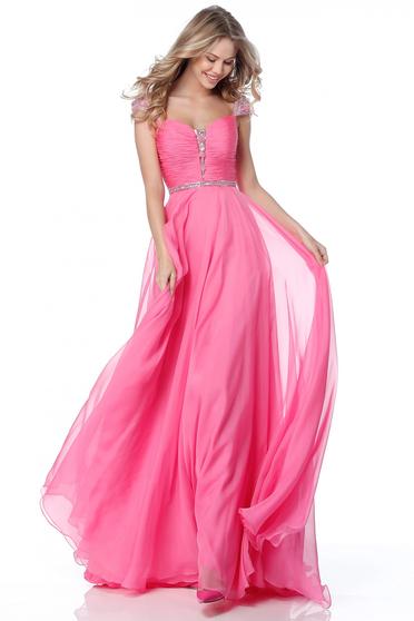 Sherri Hill 51744 Pink Dress