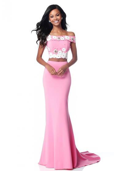 Sherri Hill 51833 Black Dress