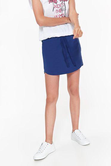 Top Secret S036280 DarkBlue Skirt