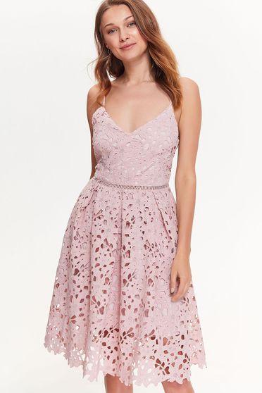 Top Secret S036806 Pink Dress
