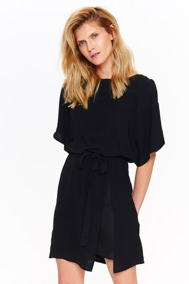 Top Secret S036842 Black Dress