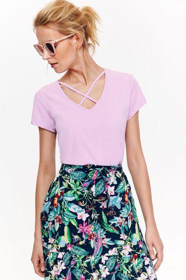 Top Secret S036847 Pink T-Shirt