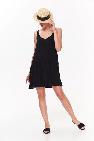 Top Secret S037115 Black Dress