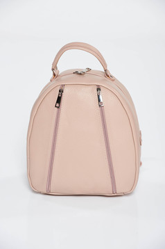Rosa backpacks casual natural leather