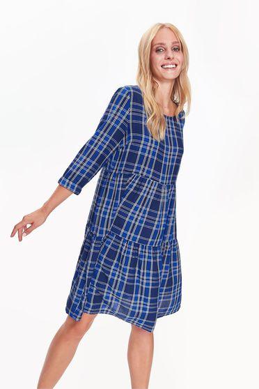 Top Secret S038811 Blue Dress