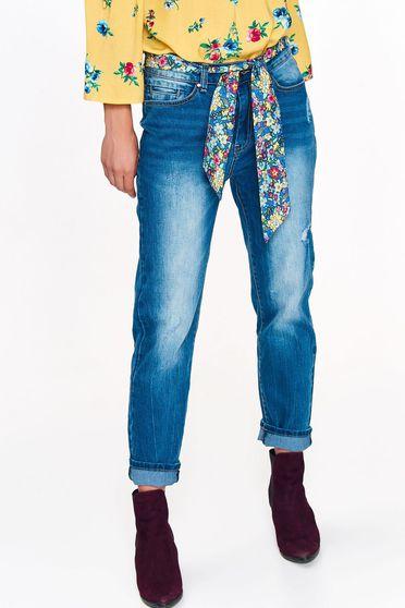 Top Secret S039024 Blue Trousers