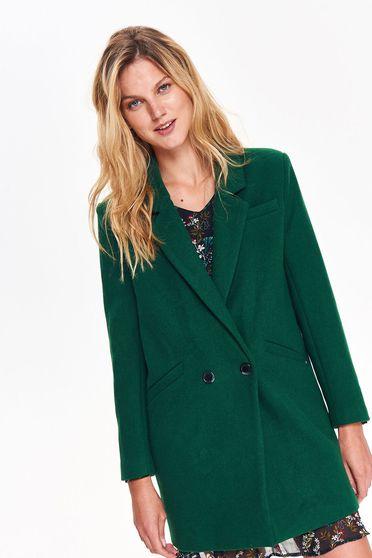 Top Secret S039027 Green Coat