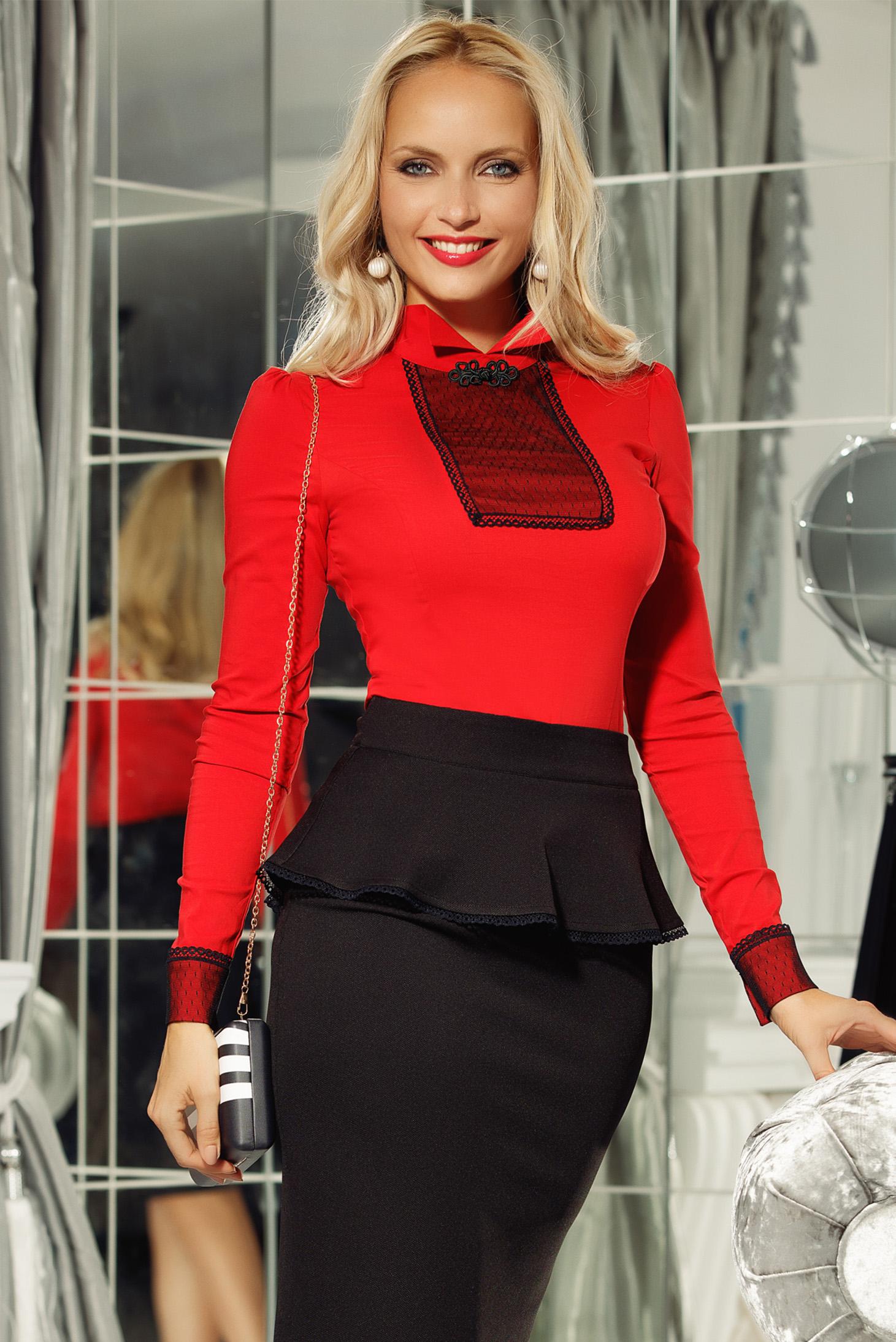 781ddc7857be fofy-red-office-women`s-shirt-slightly-elastic-cot-S039149-3-380047.jpg