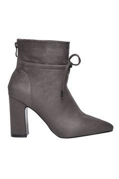 Top Secret S039261 Grey Shoes