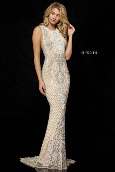 Sherri Hill 52369 Black Dress