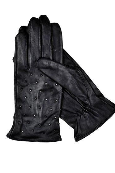 Top Secret S039485 Black Gloves