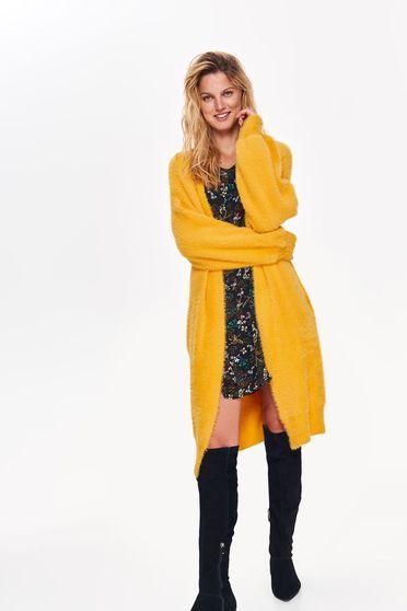 Top Secret S039675 Yellow Sweater