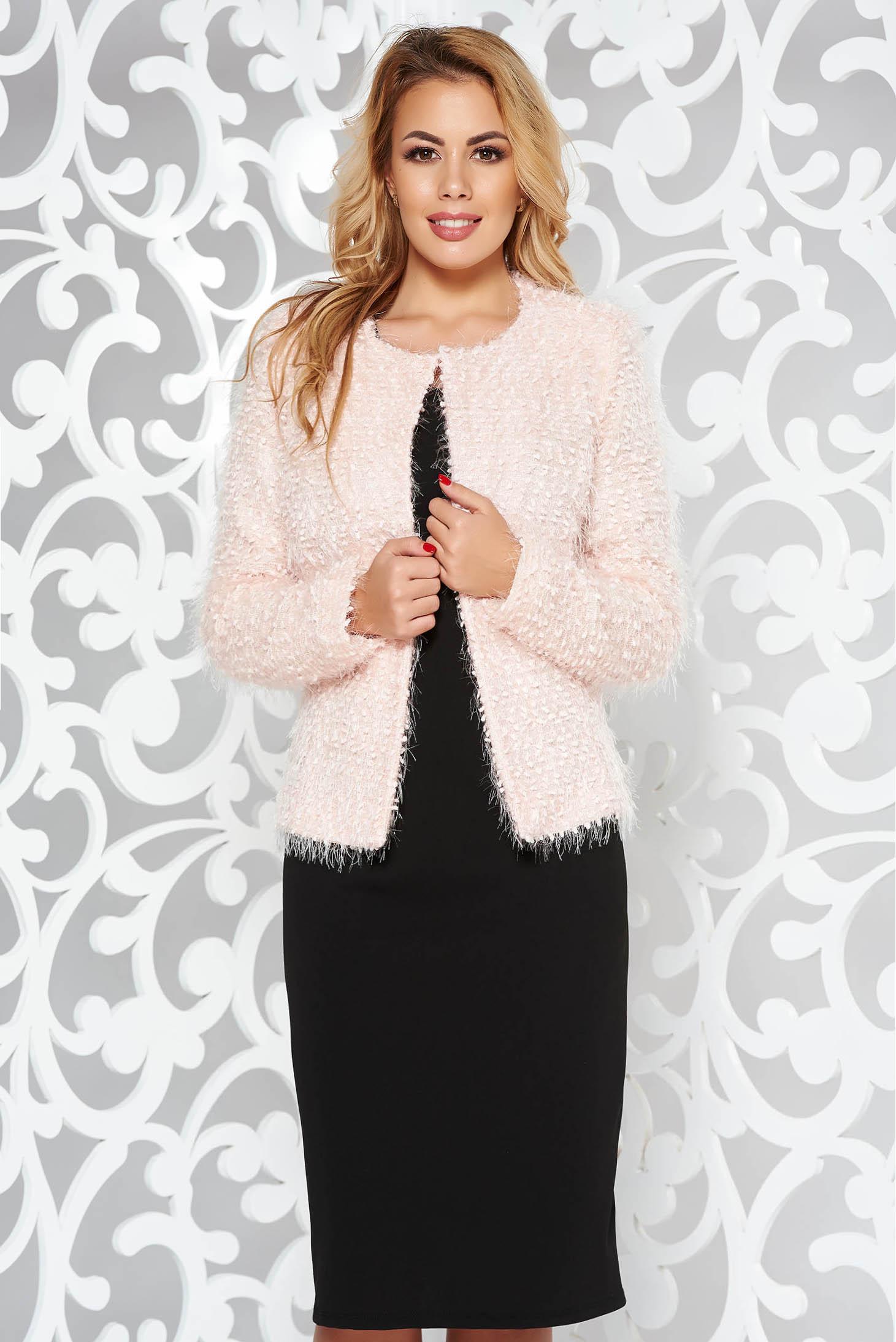 Compleu roz deschis elegant din 2 piese