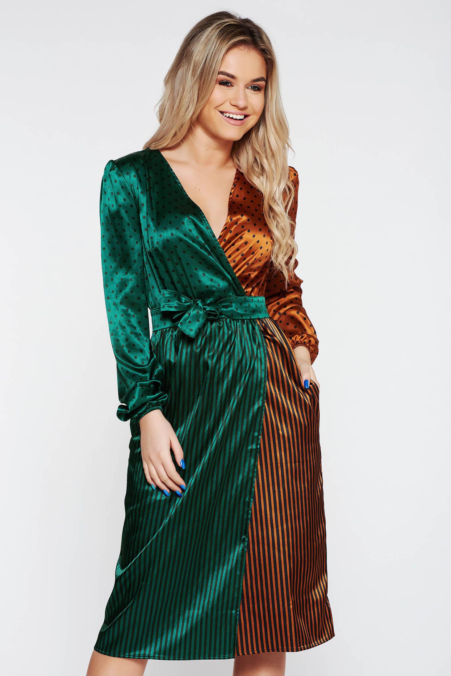 a7e69fafaa37c9 starshiners-darkgreen-elegant-midi-dress-from-sati-S039926-3-395025.jpg