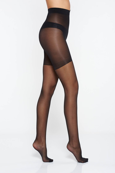 Black women`s tights modeller