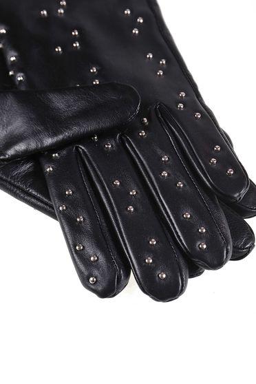 Top Secret S040757 Black Gloves