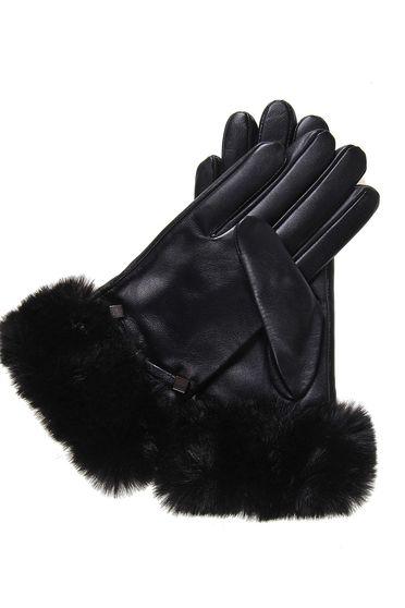 Top Secret S040758 Black Gloves