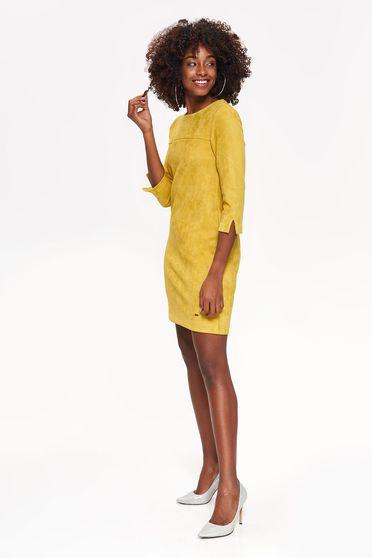 Top Secret S041649 Yellow Dress