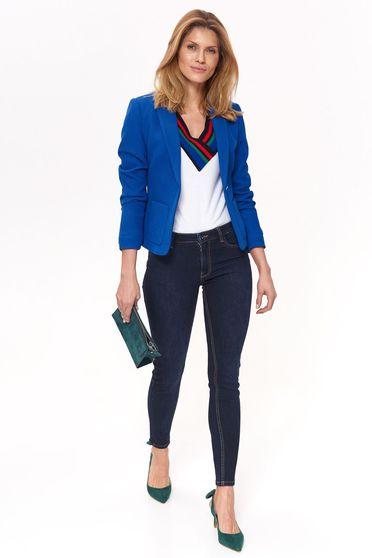Top Secret S041663 Blue Jacket