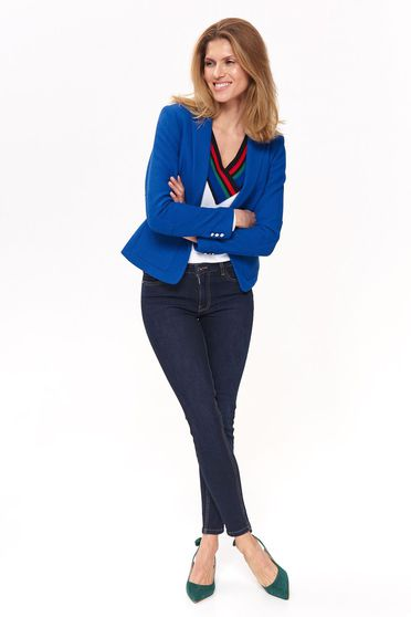 Top Secret S041663 Blue Jacket