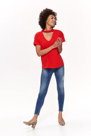 Top Secret S042431 Red T-Shirt