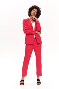 Top Secret darkpink office tented jacket soft fabric with inside lining