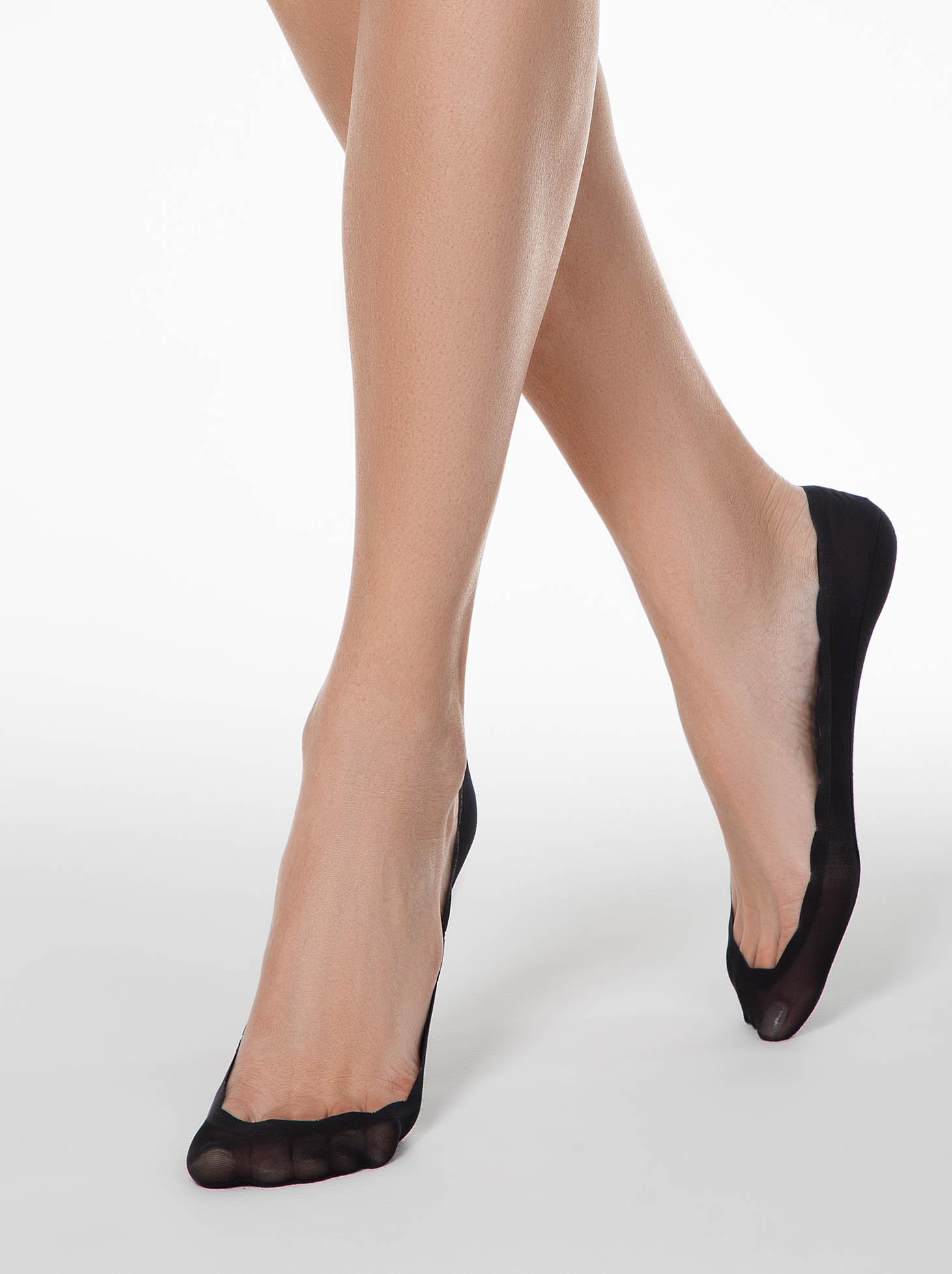 Black tights & socks elastic cotton